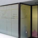 Separadores de cristal (Fincas Alcoraz)
